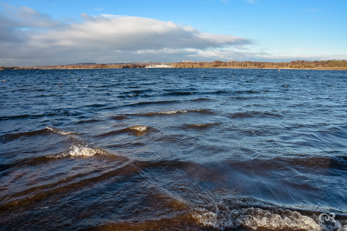 Chasewater Weather – 15th December 2017
